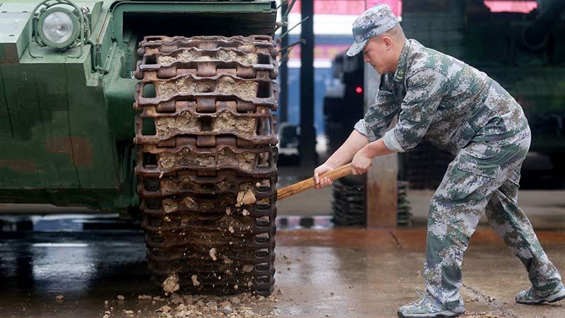 线上旅展_聚焦热图 - 中国军事图片中心 - 中国军网